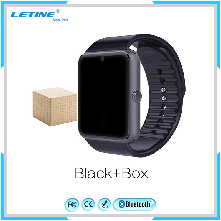 GT08 Android smart watch phone 2015 ce fcc rohs bluetooth wifi smart watch men with sedimentary reminder cheap