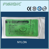 Non absorbable Monofilament NYLON suture
