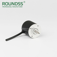 Low Cost Rotary Absolute Encoder RS232