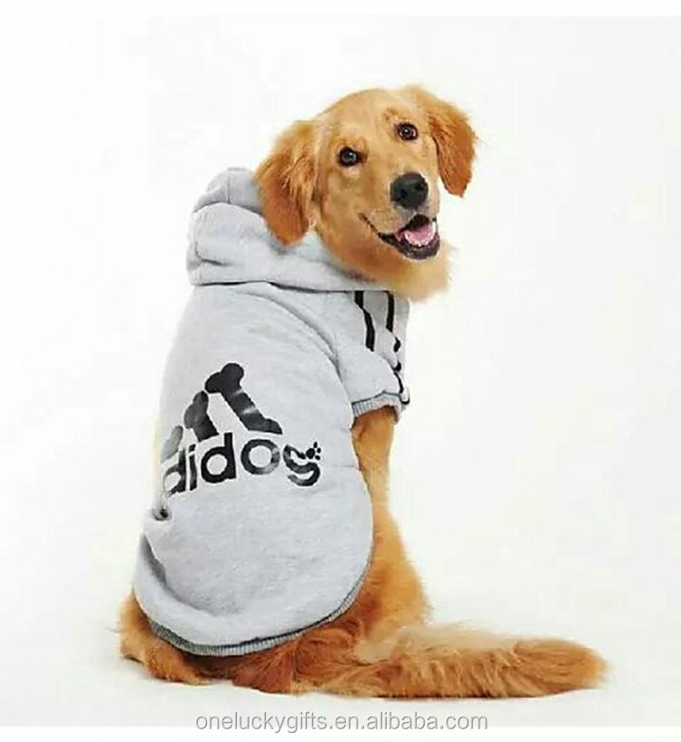 Wholesale dog clothes, hot sale pet winter hoodies clothing , dog pet clothes1