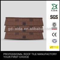 Top Grade Flat Roof Tiles Made Of Clay,Sand Mixture