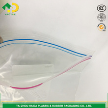 high temperature resistance plastic zip lock bag