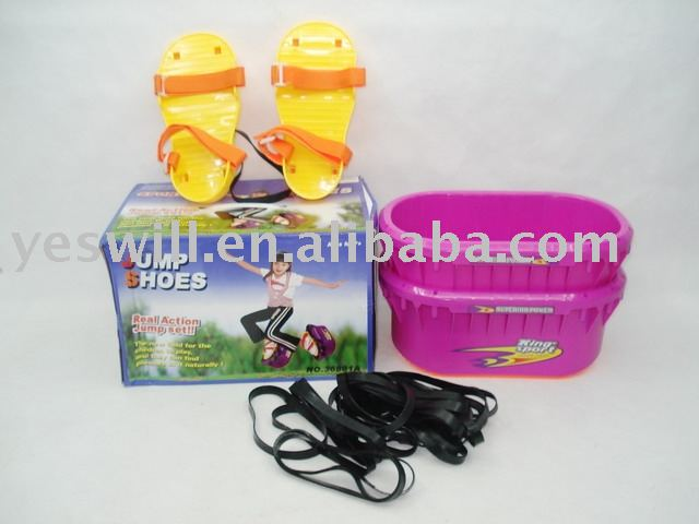 jump shoes,sport game,spot toys