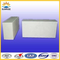 Supply Block Sillimanite Front Arch for Glass Launder