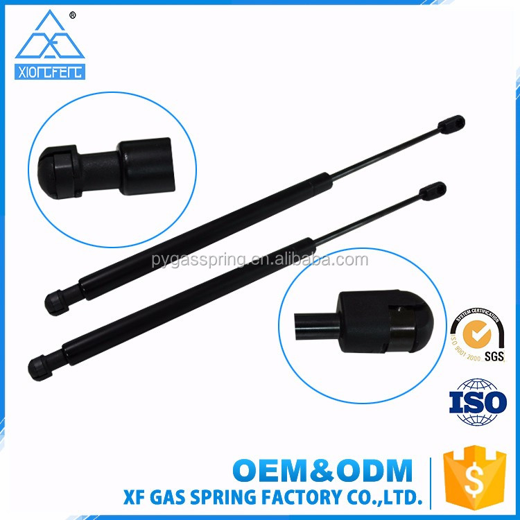Guangzhou factory custom high quality steel 700n compression car hood gas spring for toyota