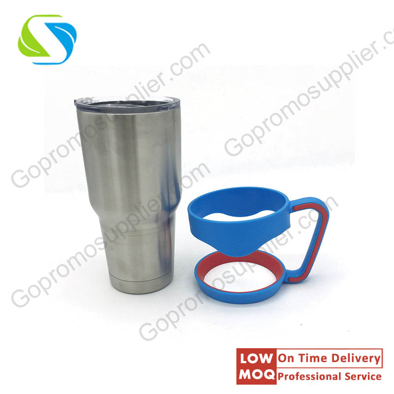 Fashion insulated vacuu beer mug
