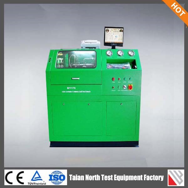 High pressure electrical tools pump and fuel injector test equipment