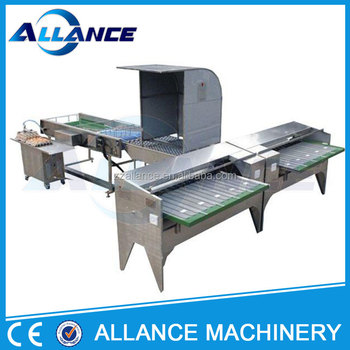 3 ALEC-1 Stainless steel Egg washing and grading machine