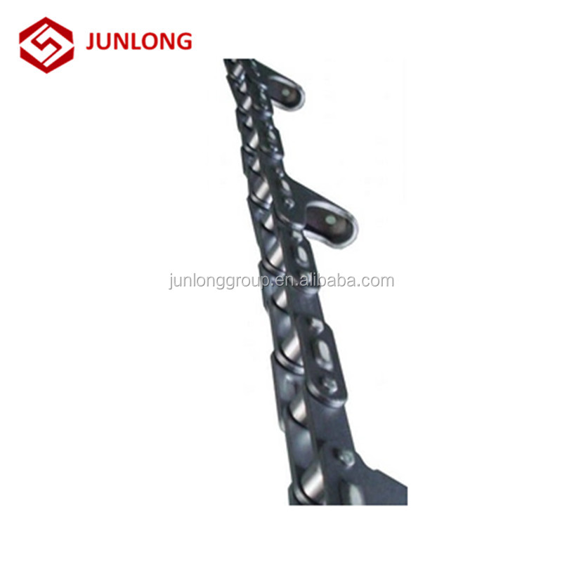 combine roller chain for agricultural harvester
