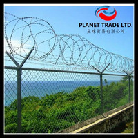 Different types wire mesh cheap Chain link fence