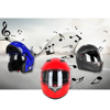 500 meter bluetooth intercom motorcycle helmet 3 riders