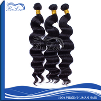 Unprocessed Wholesale Virgin Brazilian Hair Pre Braided Hair Extensions Different Types Of Curly Weave Hair