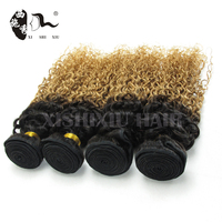 www.alibaba.com 4A grade Mongolian afro kinky curly human hair weave