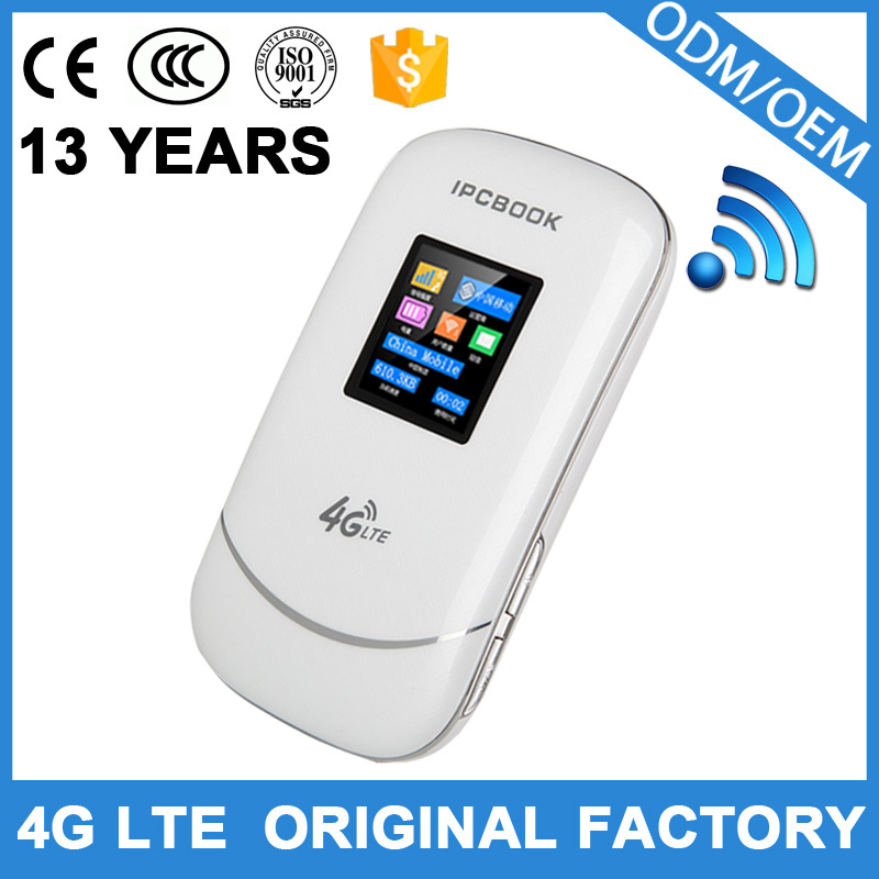 Mini USB wifi 4g router and power bank and dual sim card slot