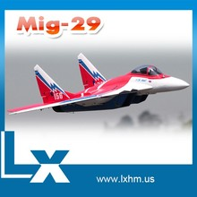 Super mig 29 rc jet powered planes for sale