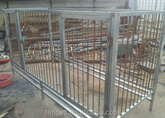 Manufacturer of Wholesale Welded Wire Mesh Cheap Large Dog Cage