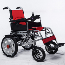 Alibaba Light Weight Disable Use Small Power Electric Wheelchair For Sale