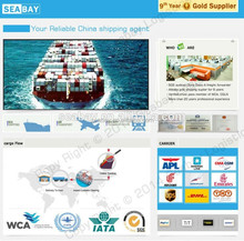 Reliable Sea cargo Shipping Company/Agent from China to Ghana