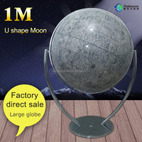 1M Science large Moon Gloge