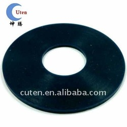 Round design silicone rubber jointed rings