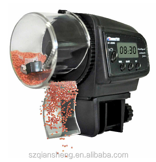 High quality Automatic Fish Feeder auto fish food feeder