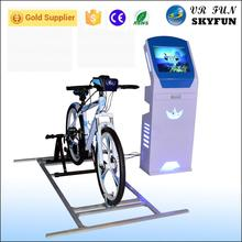 2017 Electric Bike Game Machine Bike Racing Game Machine Vr Bike For Sale