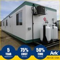 Ark Modified Container Long Lifespan commercial field Containers