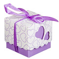 Love Heart Candy Gift Boxes Wedding Bridal Favor Wedding Party Decor Kit