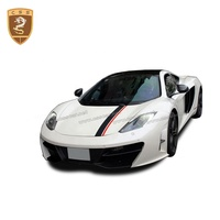 RZ type Auto Parts Accessories Car include Auto Body Kit Front Bumper Lip Car Air Spoiler Suitable for McLaren MP4