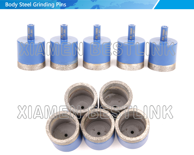 BESTLINK Factory Steel Removal Grinding Pin for Wholesales