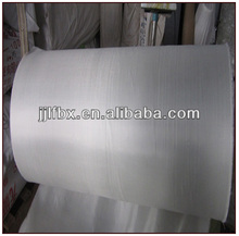 140g white color fireproof insulation non-alkali fibreglass cloth