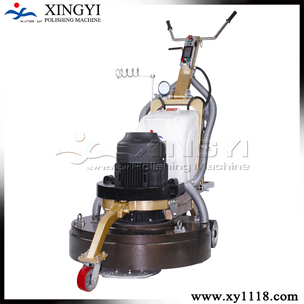 floor polisher for big area concrete Q880