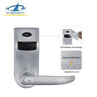 HF-LM9N Swipe Key Card Hotel Door Lock of NFC Android Smartphone