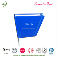 Hard Cover Writing a5 Paper Notebook