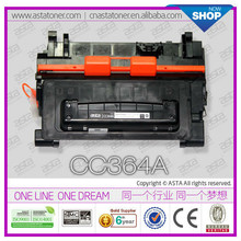 Best selling cartridge toner 64a cc364a for hp laser printer