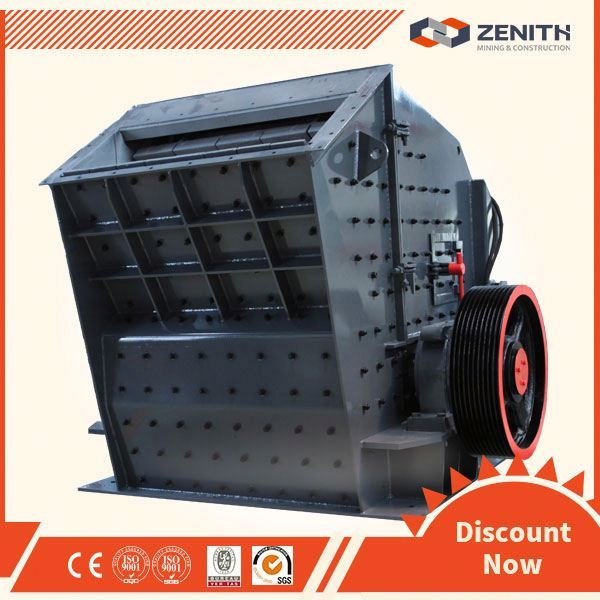 Hot sale Mineral Processing high efficiency impact crusher prices