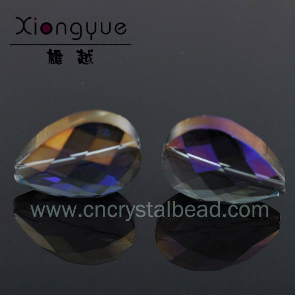 New Design Pear Shaped Cheap Crystal Beads in bulk