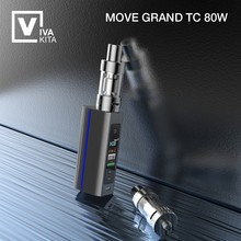 Vivakita China supplier 80W temp control MOD pure flavors taste electric hookah pipe mya