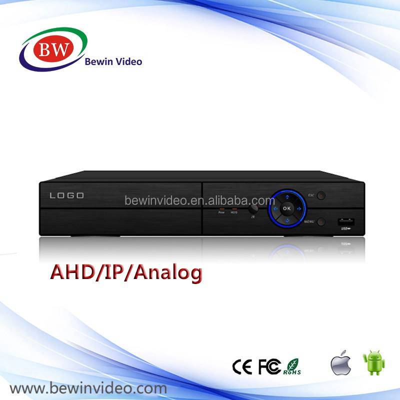 Factory Low Cost AHD DVR / H.264 16CH Standalone DVR / cms free software