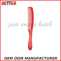 hotel cheap personalized magic hair comb