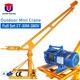Outdoor 380V 1T 30M portable mini lifting crane