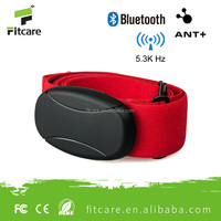 Acurrate BT4.0 Wireless Heart Rate Transmitter,Chest Strap Heart Rate Sensor,Bluetooth Heart Rate Monitor