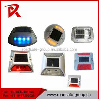 cat eye solar led pathway light solar road stud