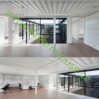 modern design office building/prefabricated office building/office building plans