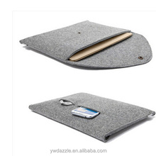hot sale personlized eco friendly felt 12 5 inch laptop sleeve
