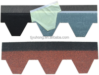 Architectural roofing materials