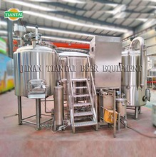 Industrial brewing equipment the beer machine for brewing