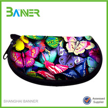 Mobile phone makeup bag mini candy color neoprene ladies Colorful Purse