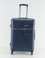 cheap ABS hot design trolley bag luggage suitcase