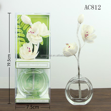 Fashion air freshener,wholesale reed diffuser glass bottle